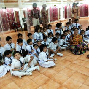 Tribal Museum Visit - St Francis Xaviers High School