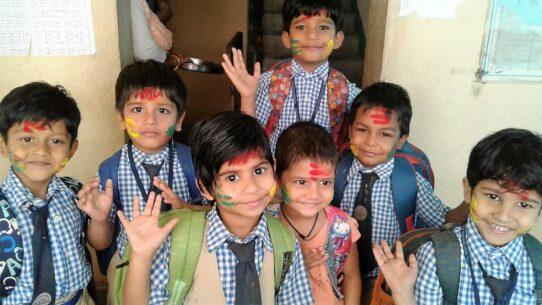 Holi Hai - St Francis Xaviers Hgh School