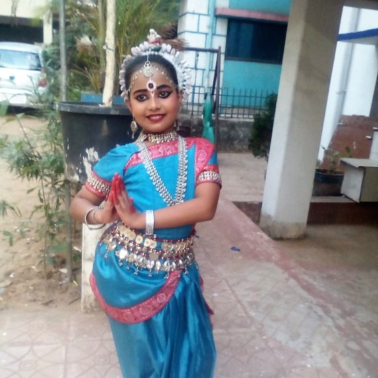 Odissi at SFXHS