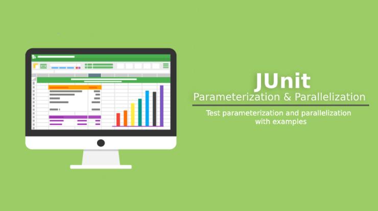 junit parameterization & parallelization