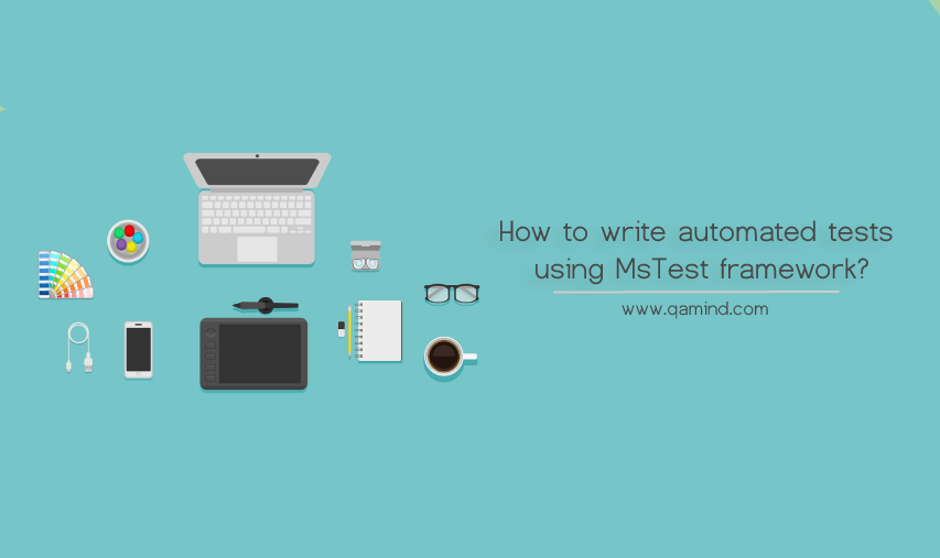 MsTest framework