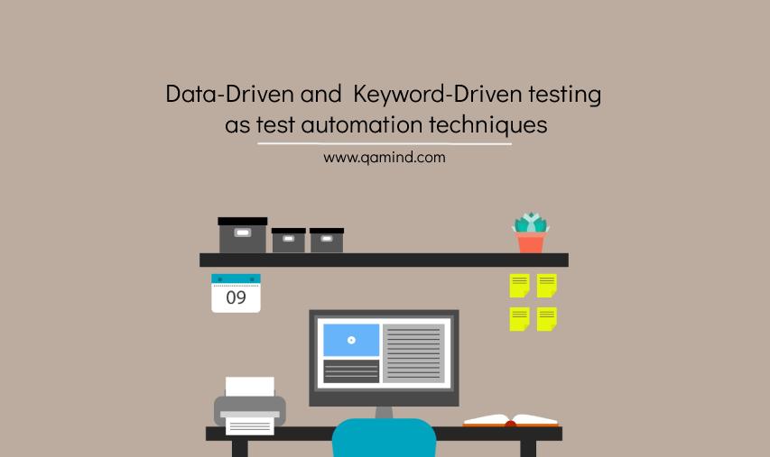 Data-Driven and Keyword-Driven