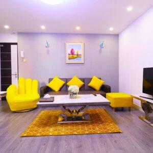 1 large bedroom 2
