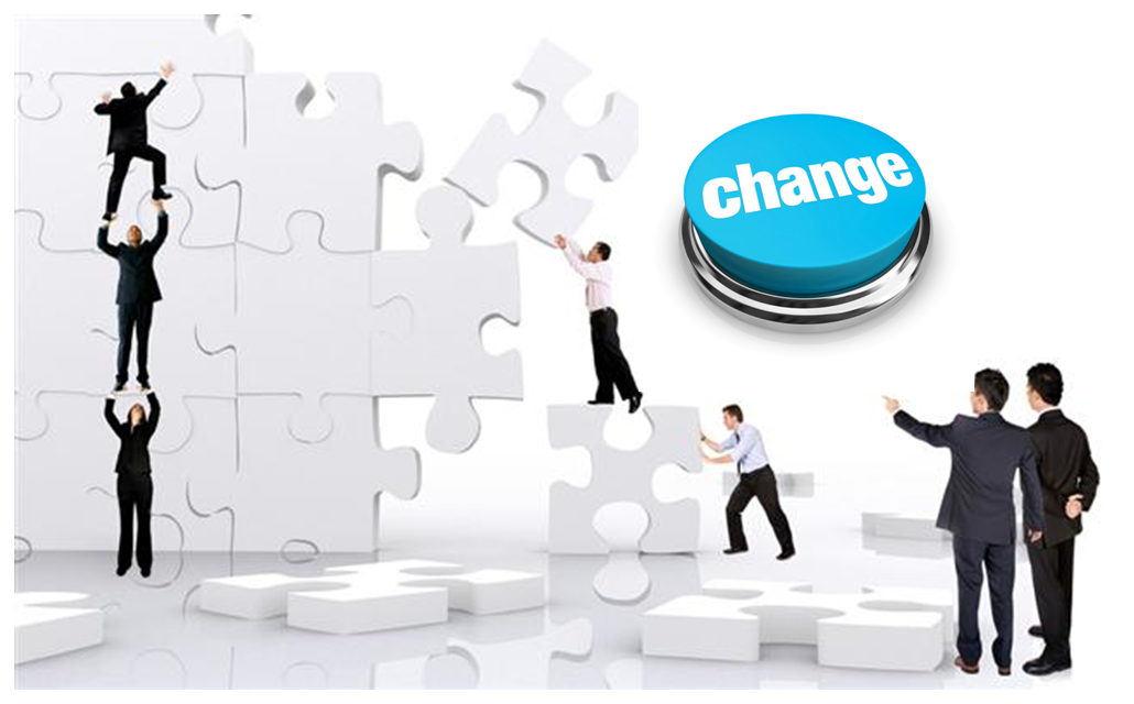 Know how to manage change successfully