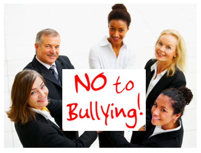 How to deal with bullying at work