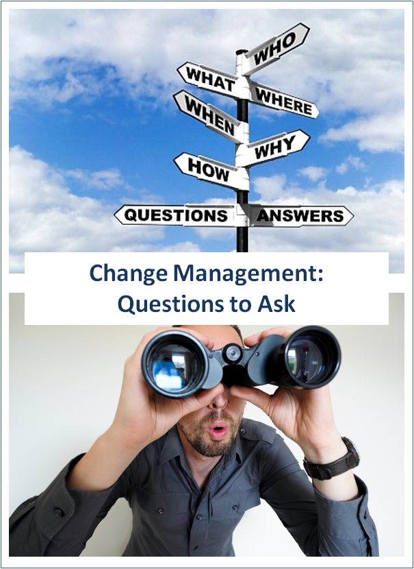 Leading Change: 35 Questions to Ask