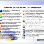 20 CV Tips That Lands Job Interviews