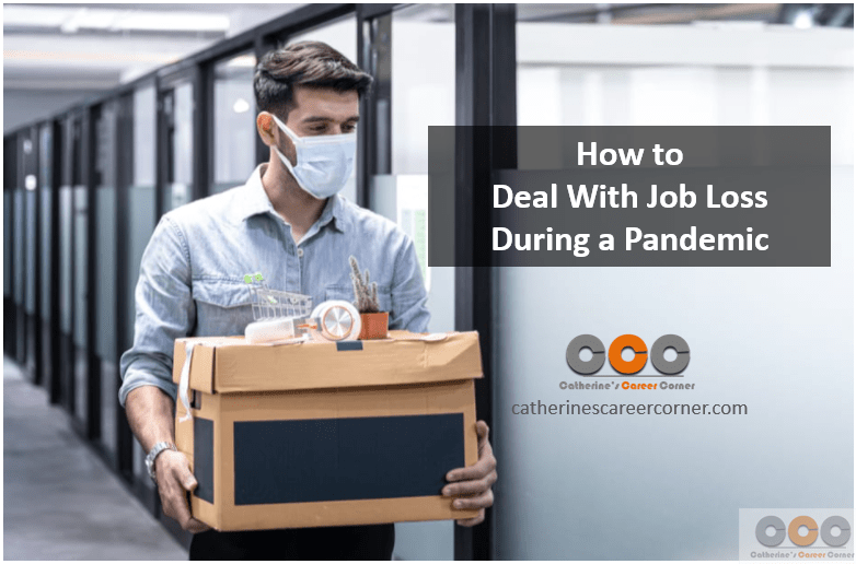 How to Deal with Job Loss During a Pandemic