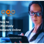 How to Effectively Network Online