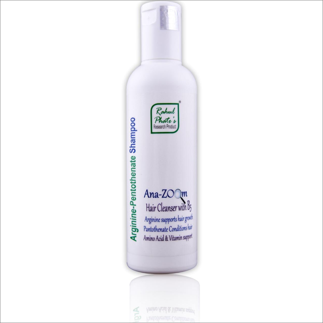 Rahul Phate Ana-Zoom Hair Cleanser Shampoo 200ml