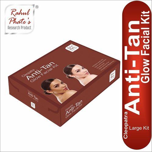 Rahul Phate Cleopatra Anti Tan Glow Facial Kit Large 150g