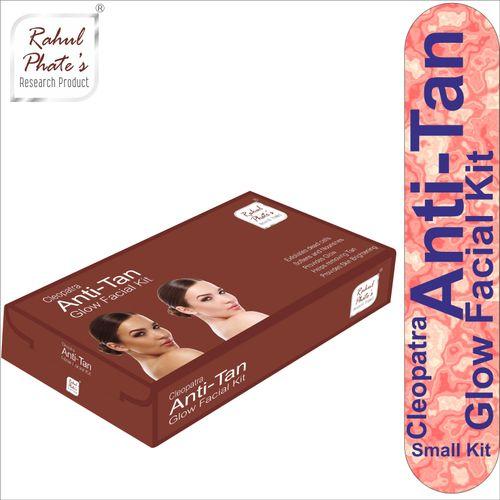 Rahul Phate Cleopatra Anti-Tan Glow Facial Kit Small 50g