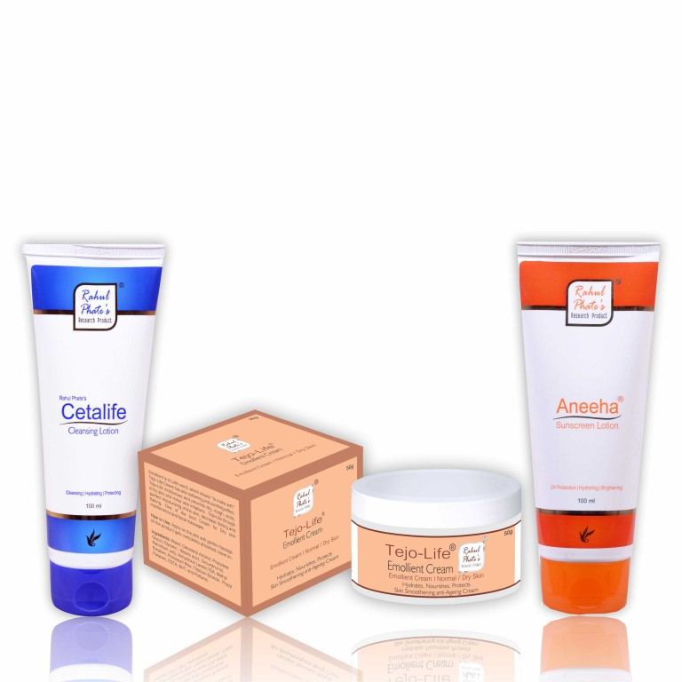 Cleansing-Firming-Line Softening-Sun care Daily Home Combo Kit