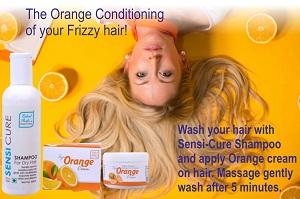 Combo Orange Cream Sensicure