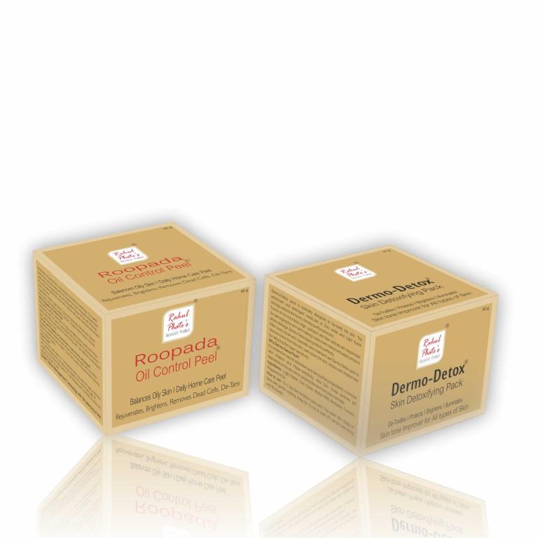 Tan-Reducing Exfoliation Home Care Combo Kit