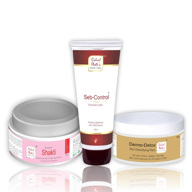 Mature Skin Fresh Look Home Care Combo Kit