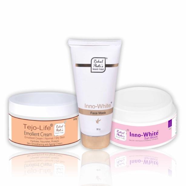 Tan-Control Dry Skin Home Care Combo Kit