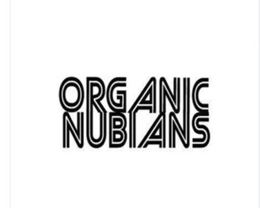 Organic Nubian logo on Sonic Stream Radio
