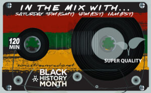 In The Mix with Black History Month