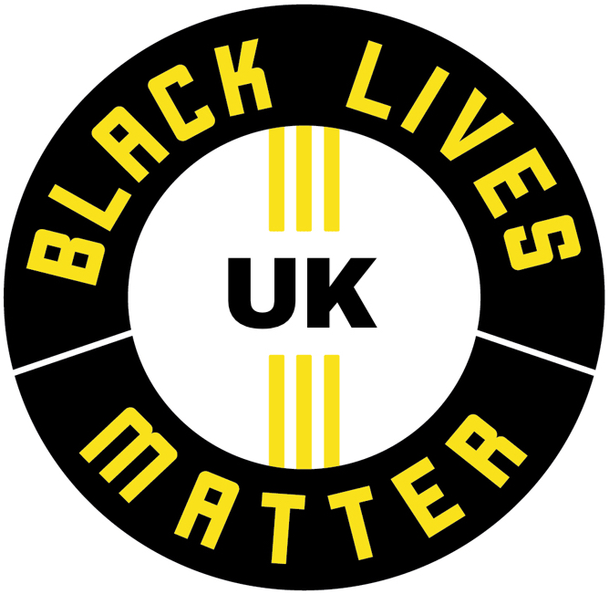 Black Lives Matter UK logo