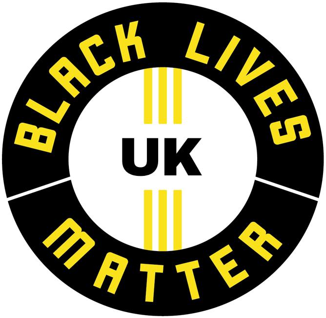 Black Lives Matter UK logo