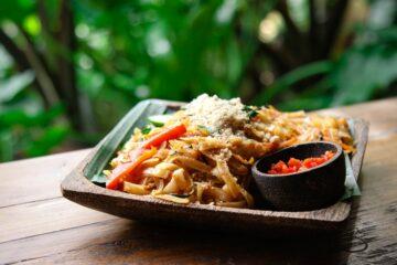 Pad Thai Rezept Reisen in style