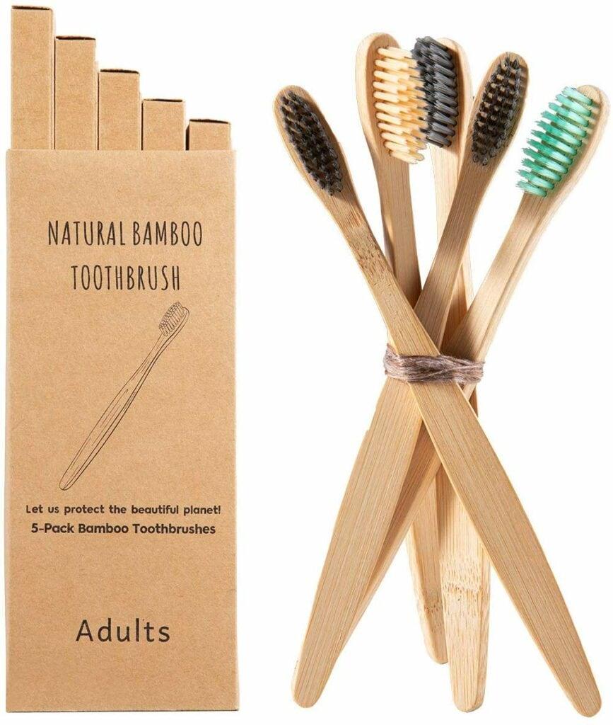 bambus Zahnbürte