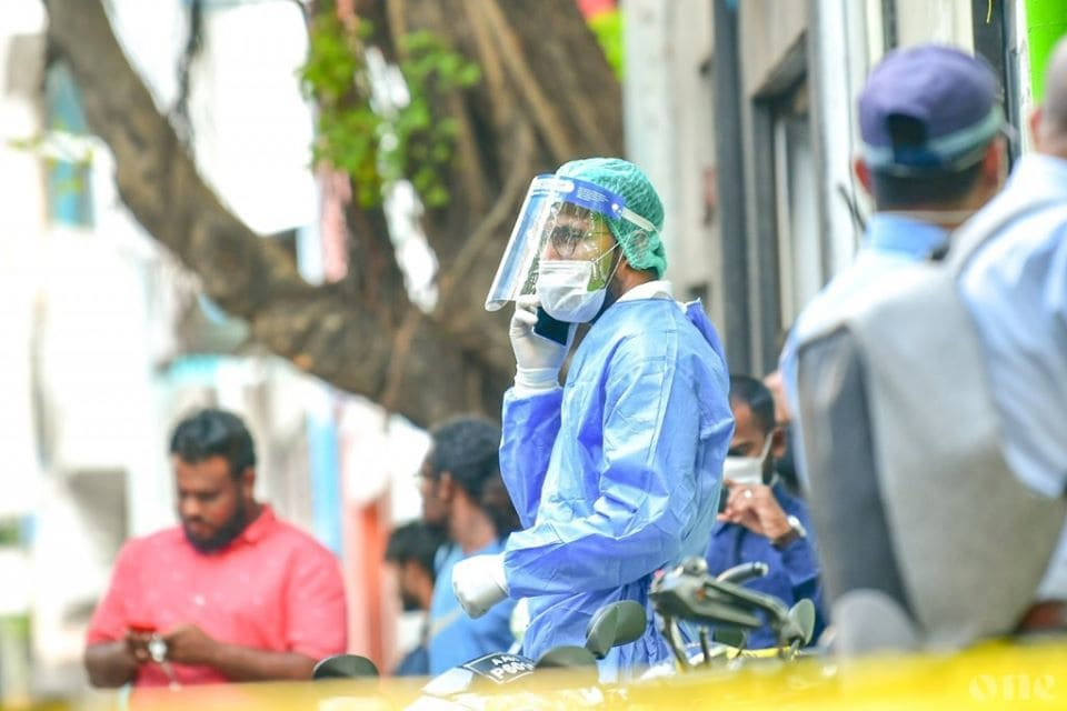 Corona Virus Malediven: Kuredu