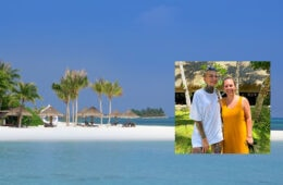 Corona Alarm auf Kuredu Island Resort Mareike GNTM