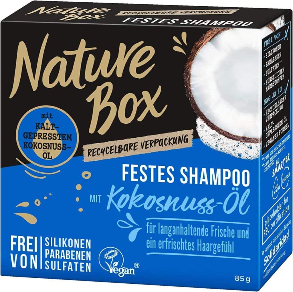 Festes Shampoo im Test Reisen in Style
