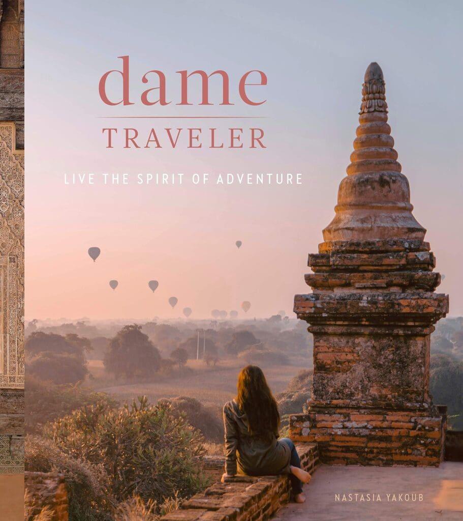 Dame Traveler Buch