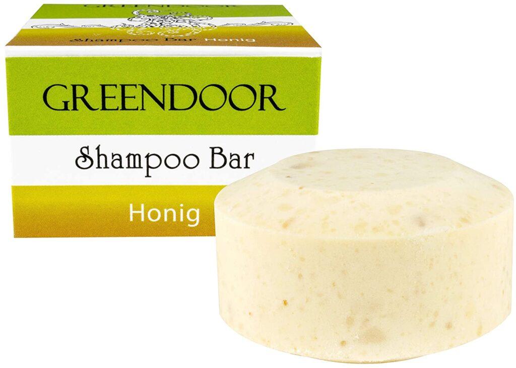Greendoor Honig Festes Shampoo