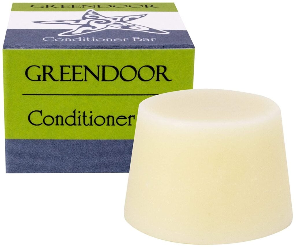 greendoor festes shampoo conditioner im test