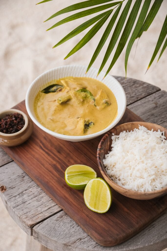 maldivisches tuna curry rezept