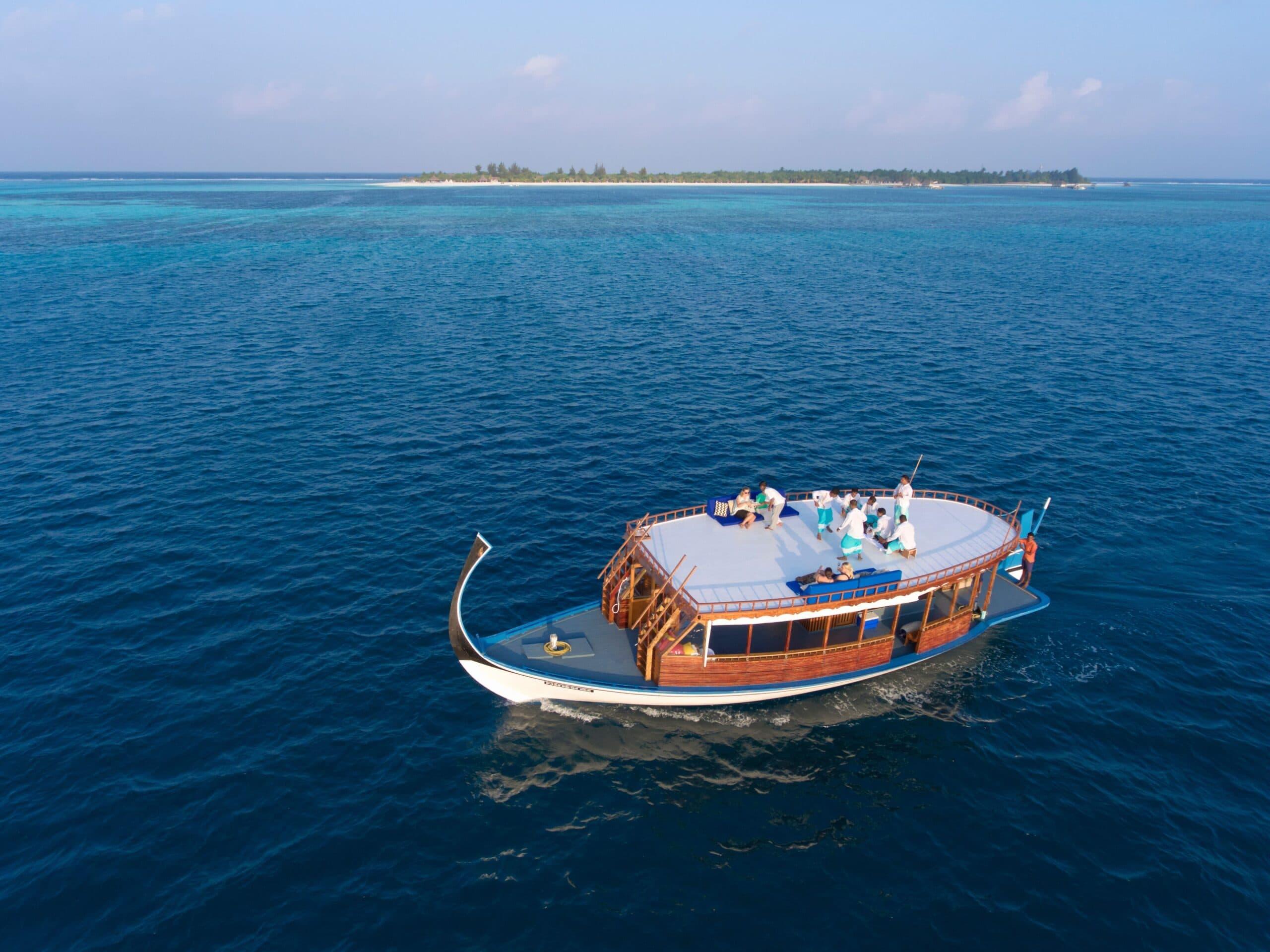 Sunset Cruise - Reisen in Style Reisebericht Malediven