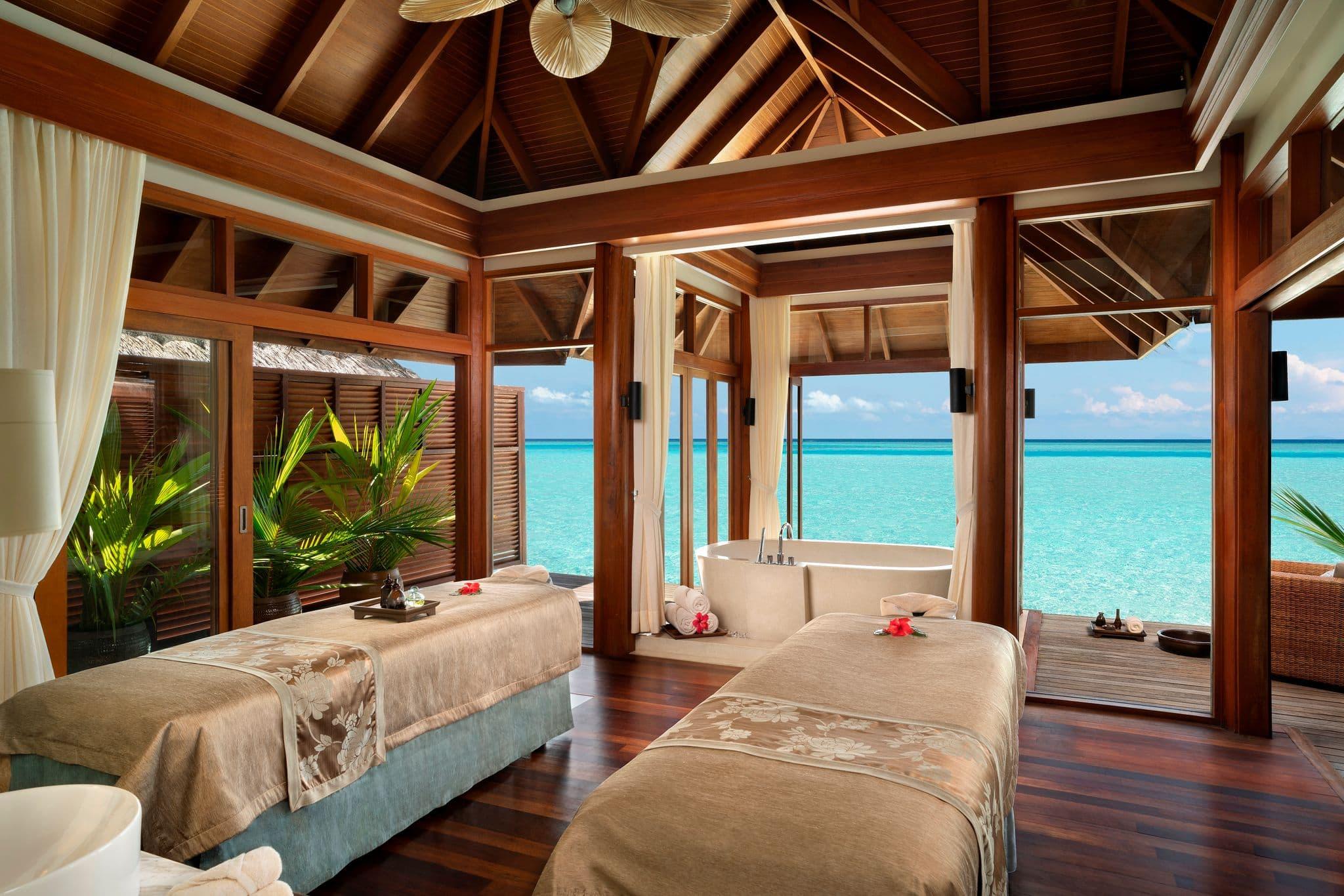 Reisen in Style Magazin - Malediven Bucketlist - Wellness Spa Malediven