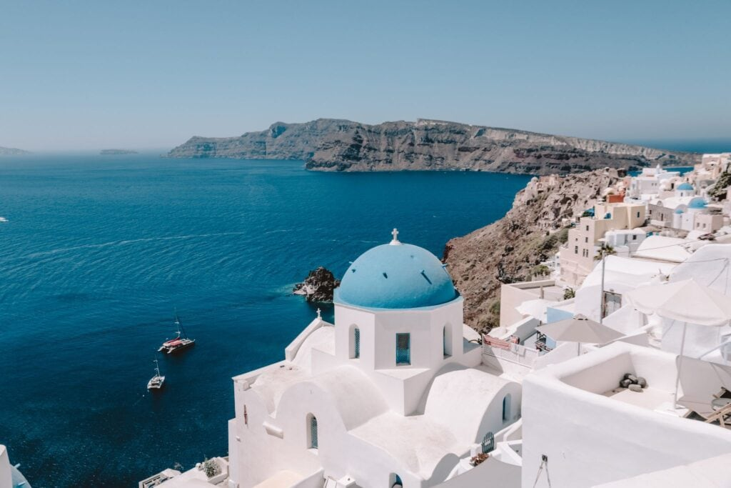 reise tipps santorini oia