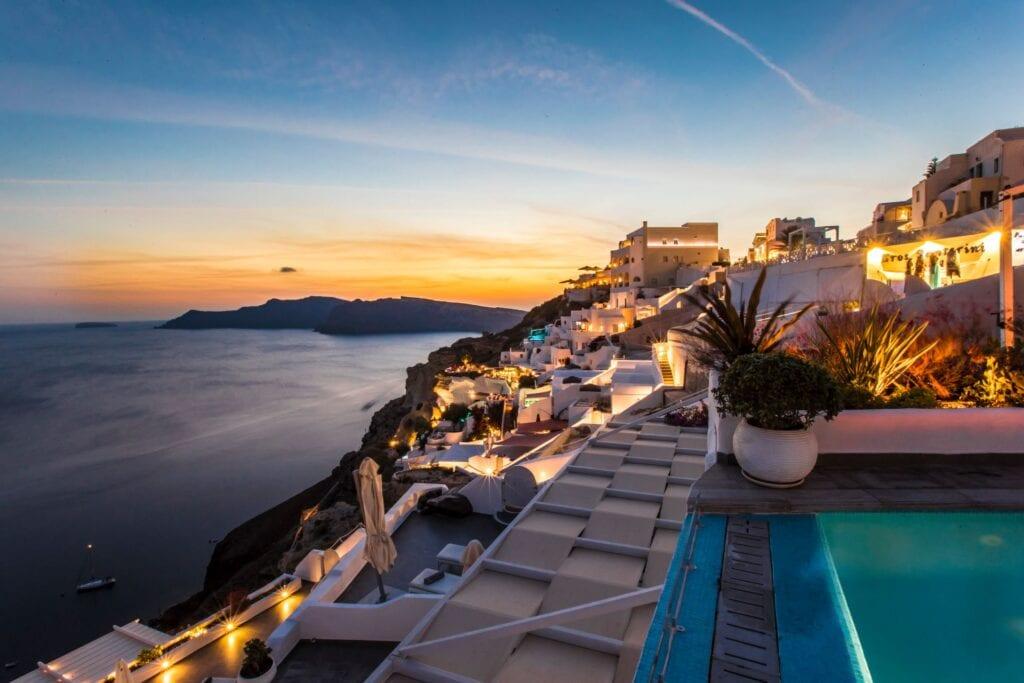 Honeymoon Suite Santorini Secret Suites & Spa