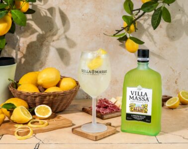 Villa Massa Tonic Rezept Limoncello Spritz