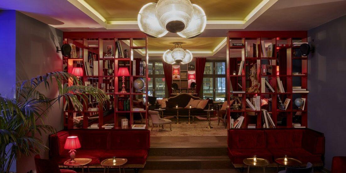 25hours Hotel München -Boilerman Bar