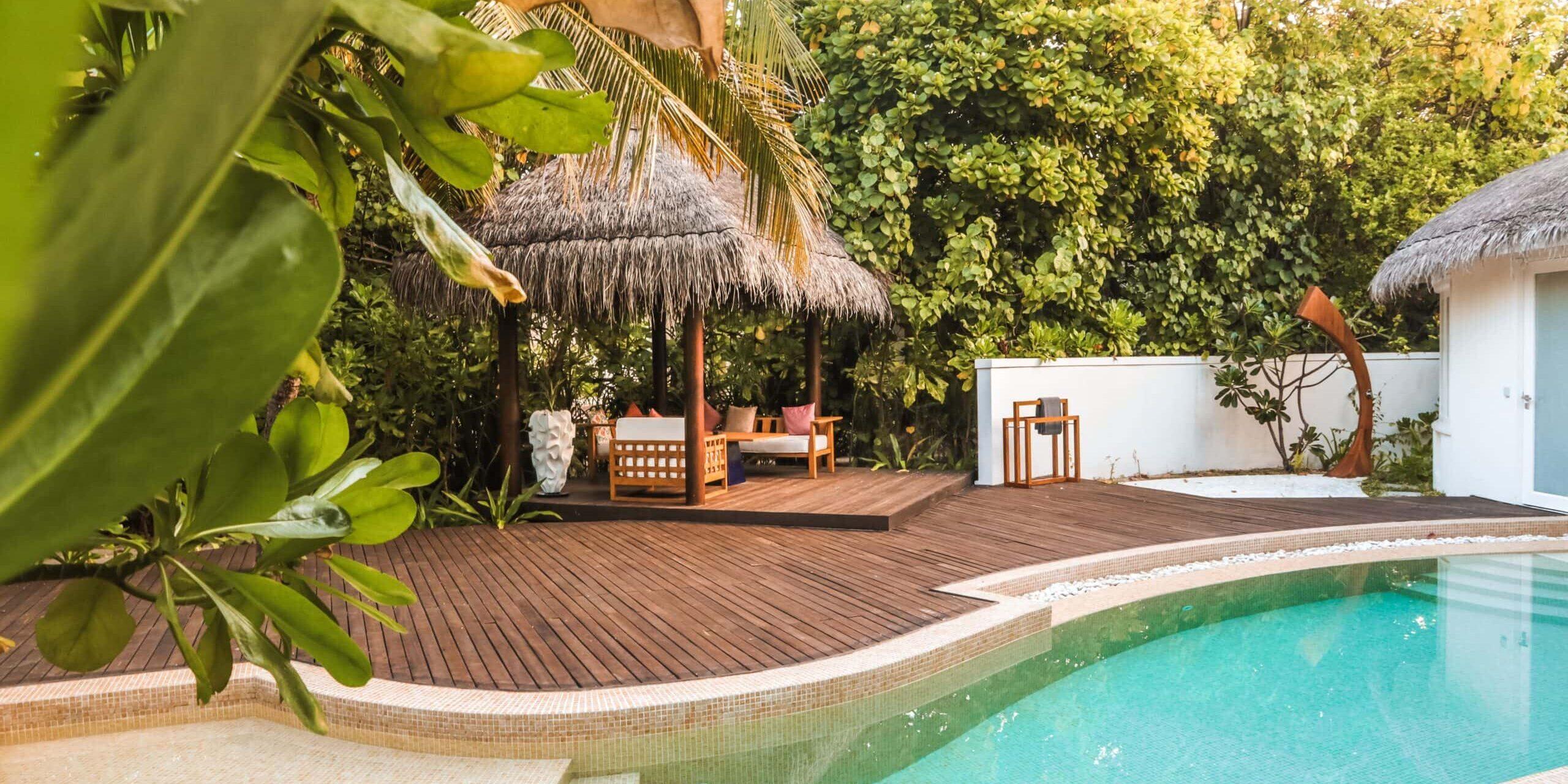 JW Marriott Maldives Pool