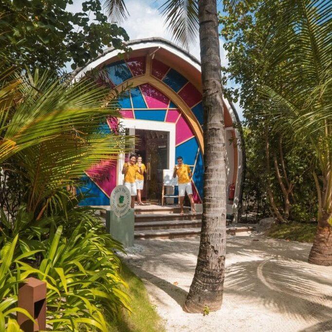 JW Marriott Maldives Kids Club