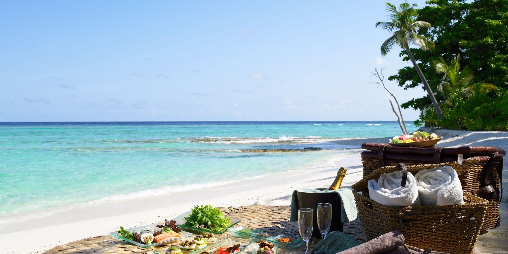 Reisen in Style Magazin - Malediven Picknick