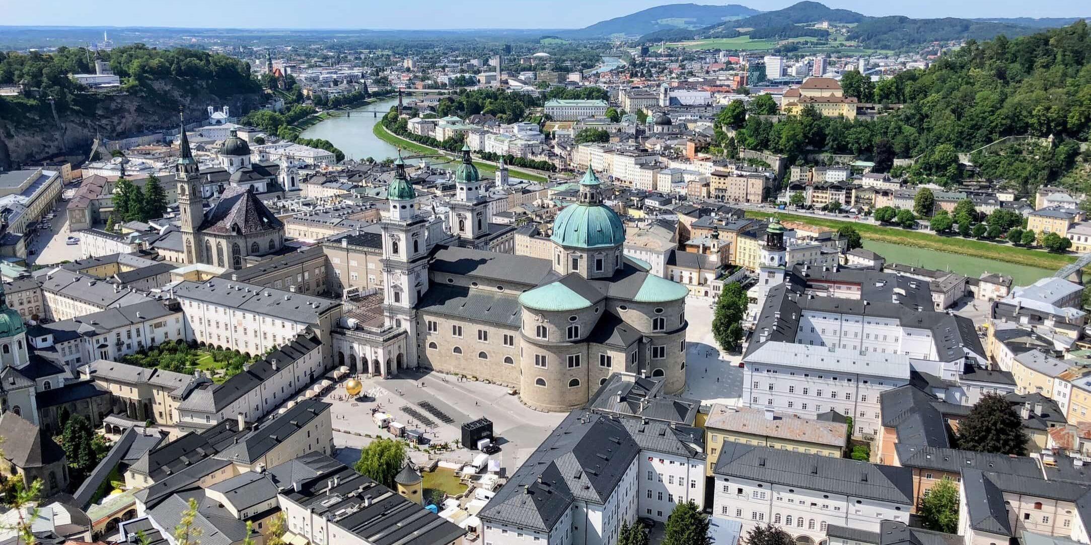 Salzburg Stadt Reisen in Style