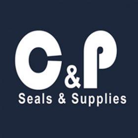 C and P Seals Logo