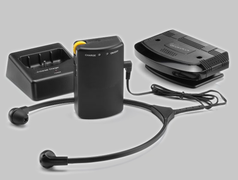 Hearing aids and loops