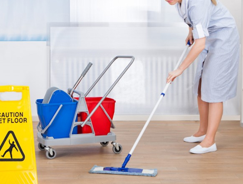 ISO 14001 Office Cleaning Services