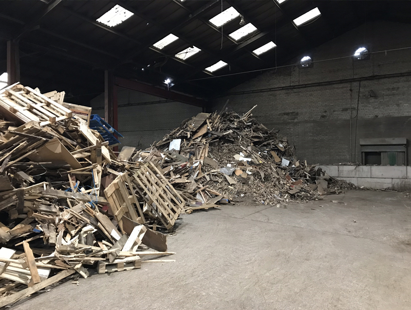 Waste recycling ISO 14001