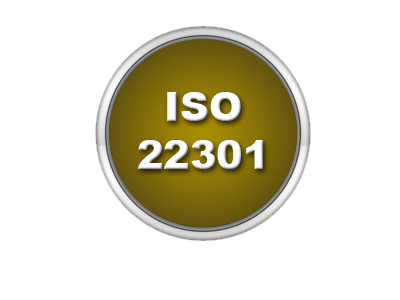 Candy Management ISO 22301