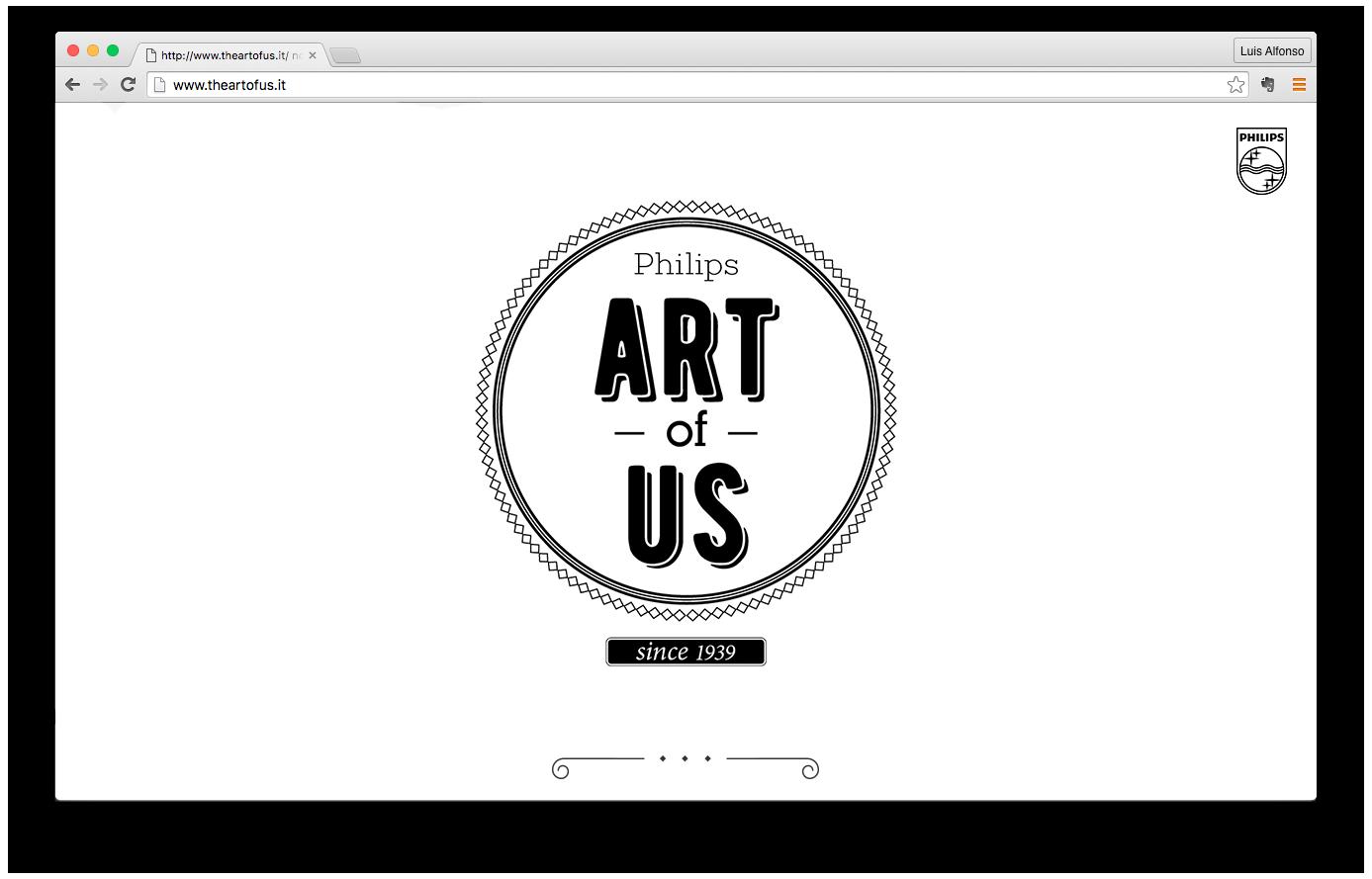 Hot Site www.artofus
